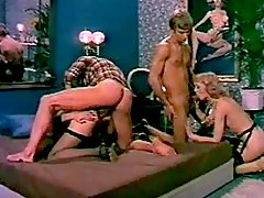 Vintage scene with virgin ass fucked