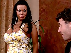 Sienna has some plans of her own James Deen