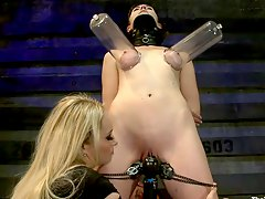 sever bdsm treatment for sweet coral Aiden Starr